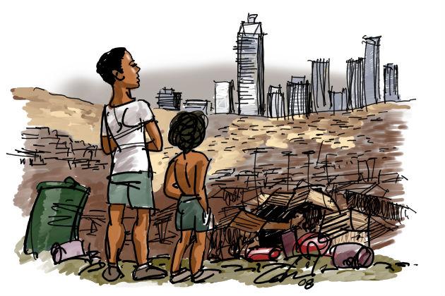 Resultado de imagem para Raízes da desigualdade: a corrupção usada como pretexto